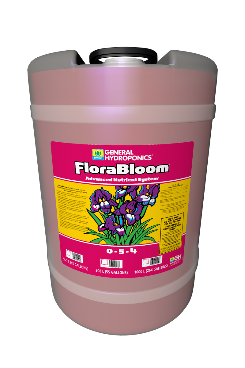 General Hydroponics FloraBloom 15 GALLON