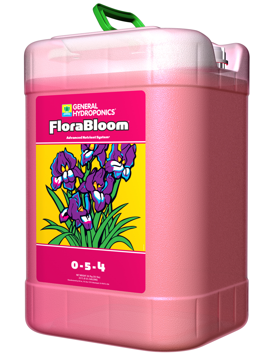 General Hydroponics FloraBloom, 6 Gallon