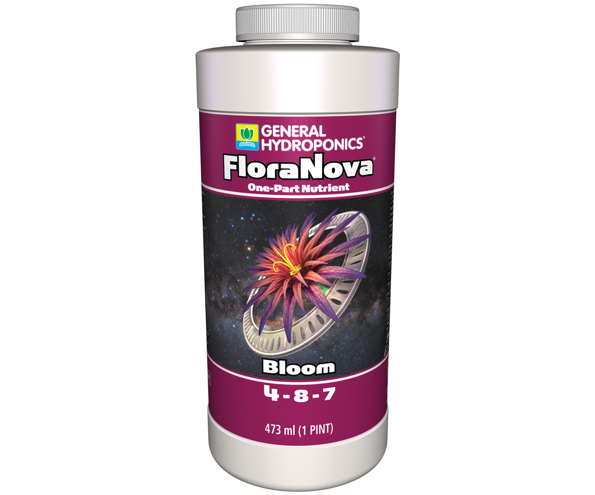 General Hydroponics FloraNova Bloom 1 PINT