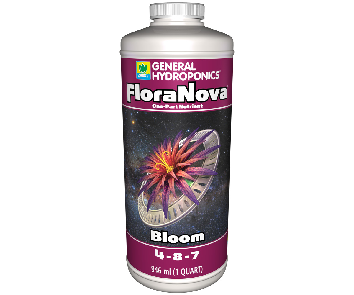 General Hydroponics FloraNova Bloom 1 QUART