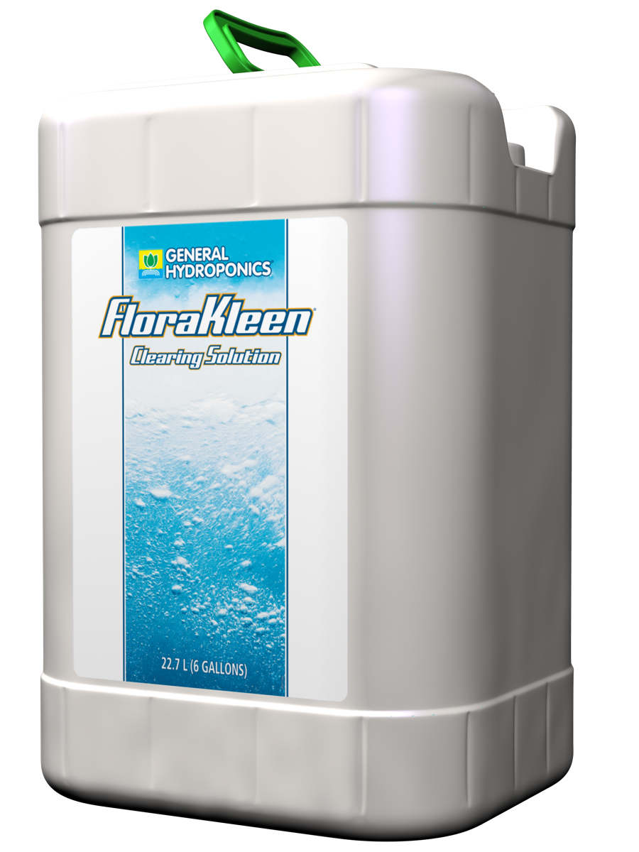 General Hydroponics FloraKleen, 6 Gallon