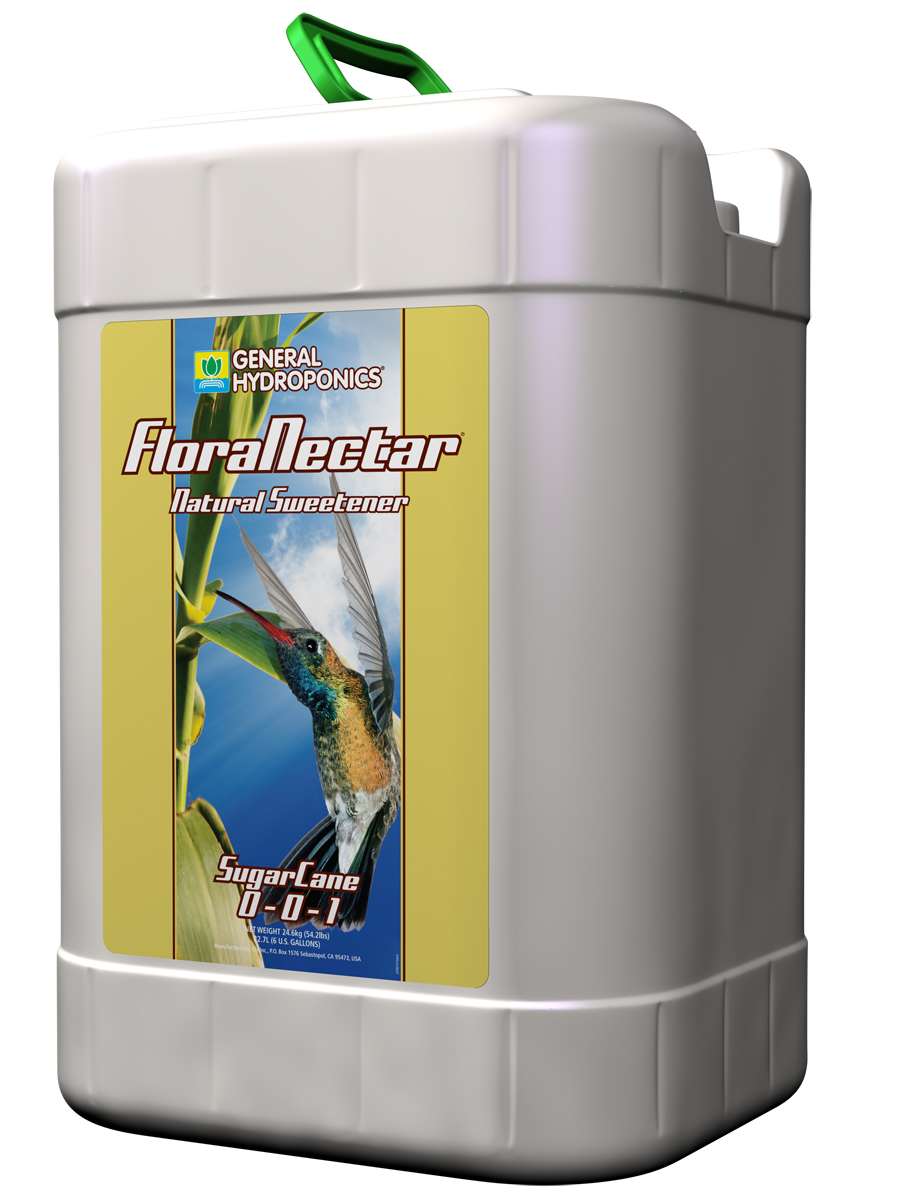 General Hydroponics FloraNectar SugarCane, 6 Gallon