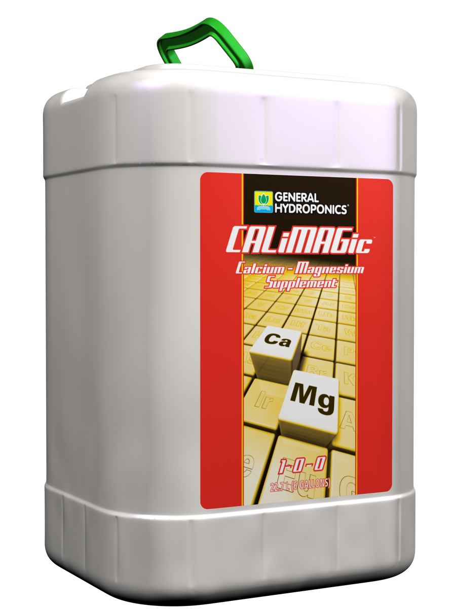 General Hydroponics CALiMAGic, 6 GALLON