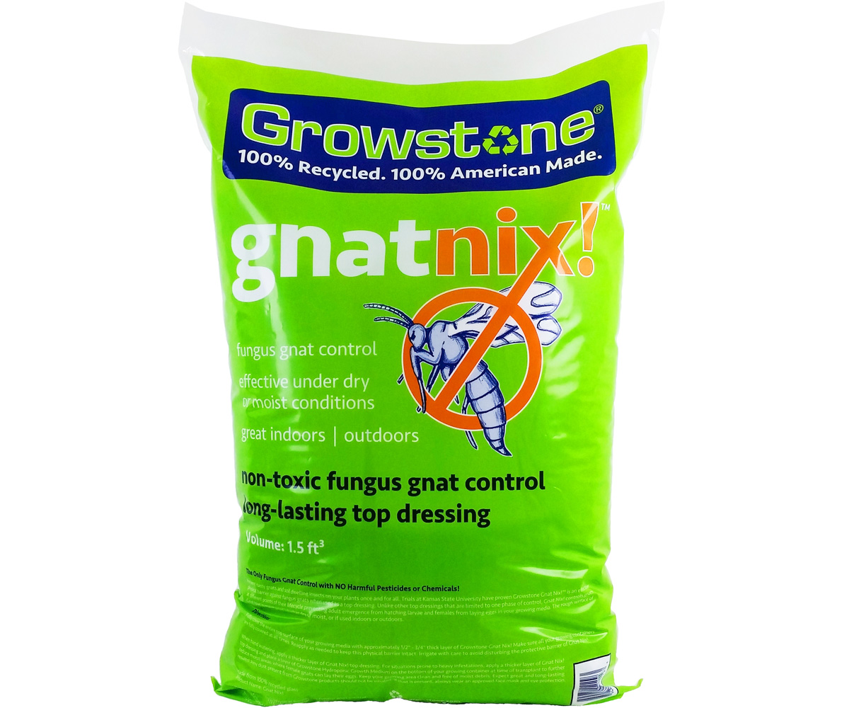 Growstone Gnat Nix! - 1.5 CU Foot
