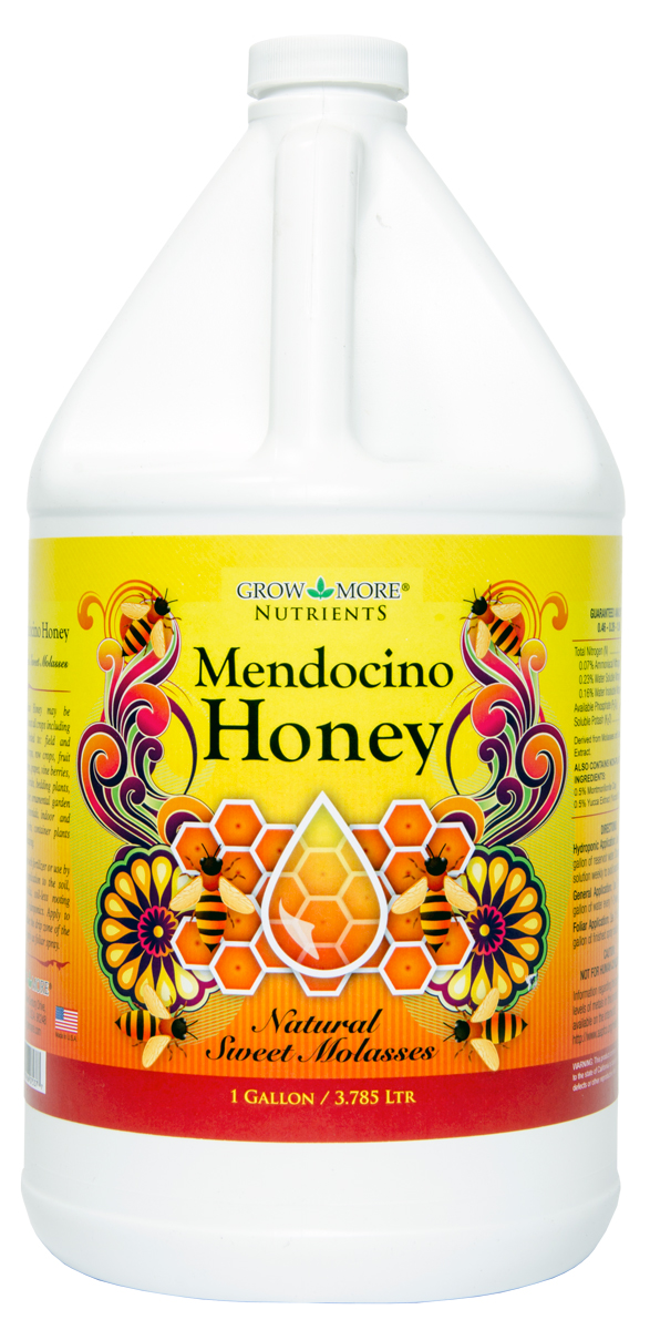 Grow More® Mendocino Honey / 1 Gallon