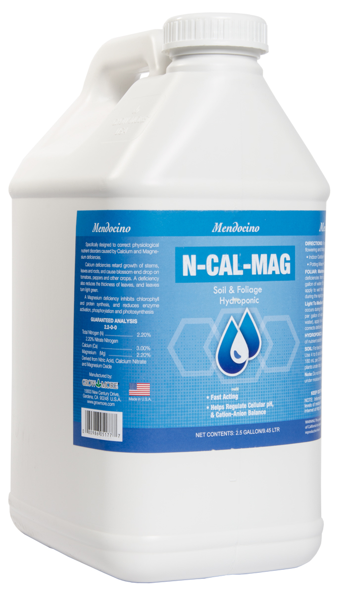 Grow More® N-CAL-MAG / 2.5 Gallon