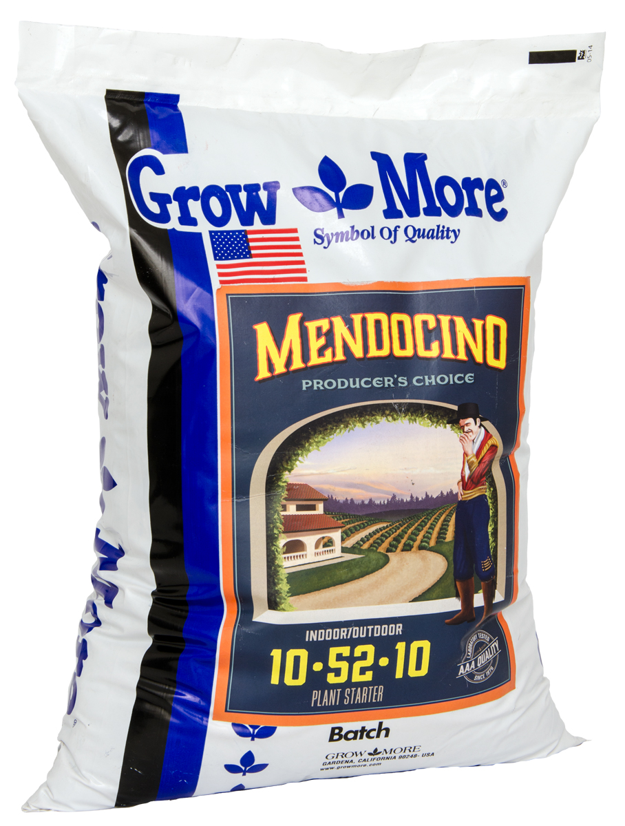 Grow More® Mendocino Plant Starter 10 - 52 - 10 / 25 LBS