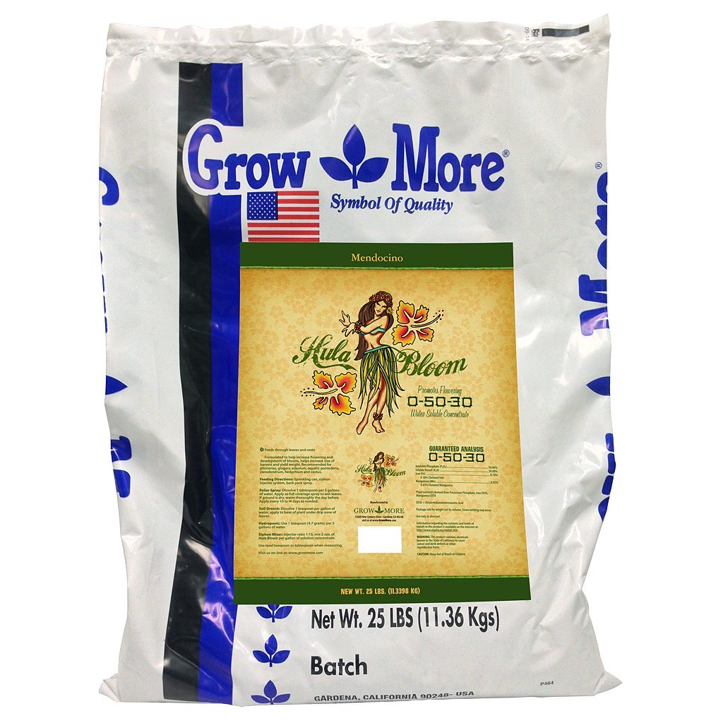 Grow More® Hula Bloom 0 - 50 - 30 / 25 LBS
