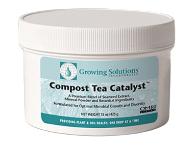 Growing Solutions Compost Tea Catalyst  4.5 LBS