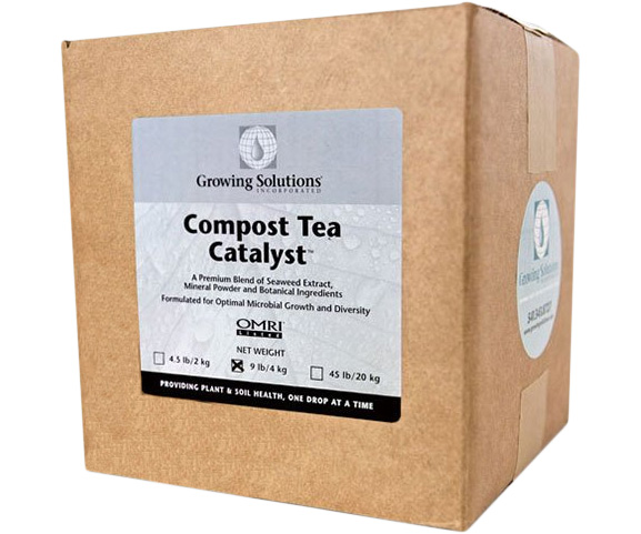 Growing Solutions Compost Tea Catalyst 9 LBS