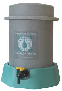 Growing Solutions Compost Tea System  10 Gallon