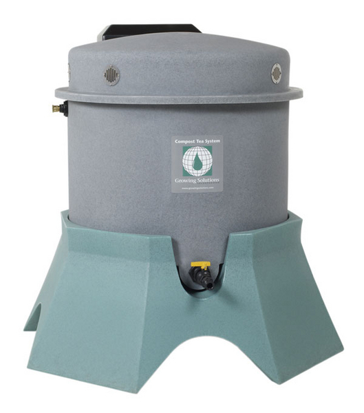 Growing Solutions Compost Tea System  100 Gallon