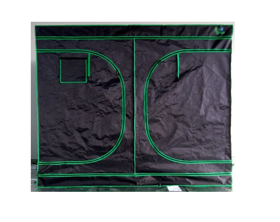 Bay Hydro 4' x 8' x 6.5' Grow Tent Green Trim