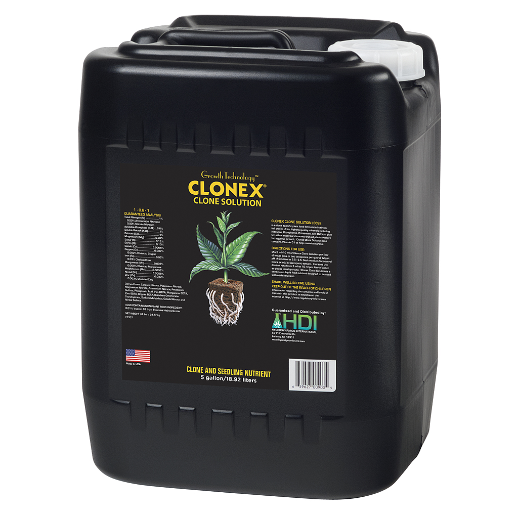 Clonex Clone Solution, 5 Gallon