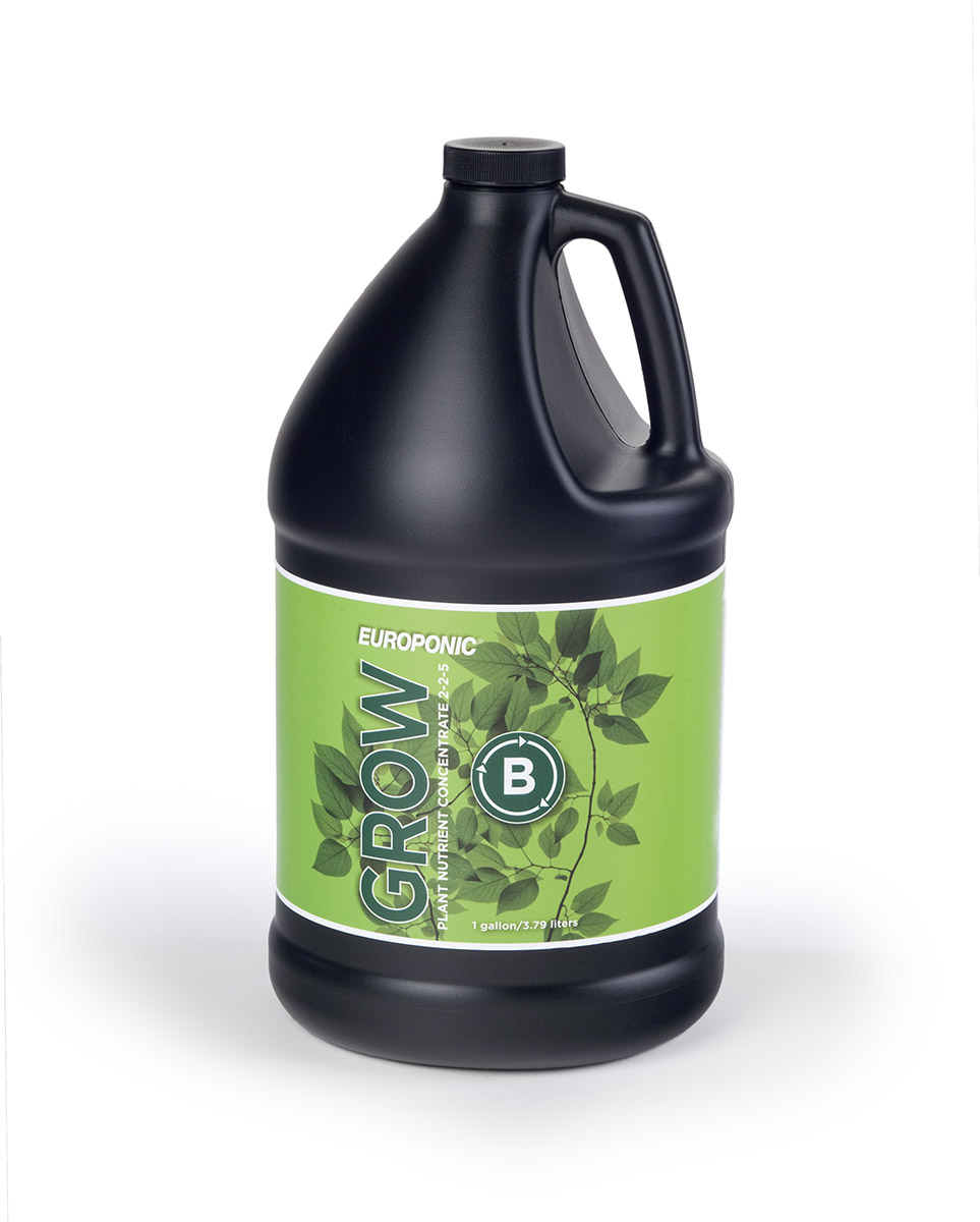 hydrodynamics Europonic Grow B, 1 Gallon
