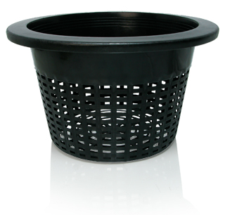 HydroFarm 10 Inch Wide Lip Bucket Basket Lids Case of 50