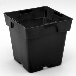 HydroFarm Planter - 5 1/2 square x 5 1/2 Tall