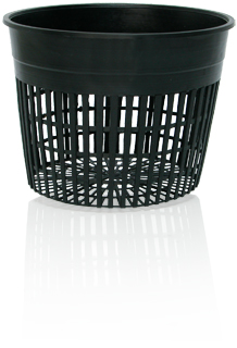 HydroFarm 6 Inch Net Pot - Pack of 50