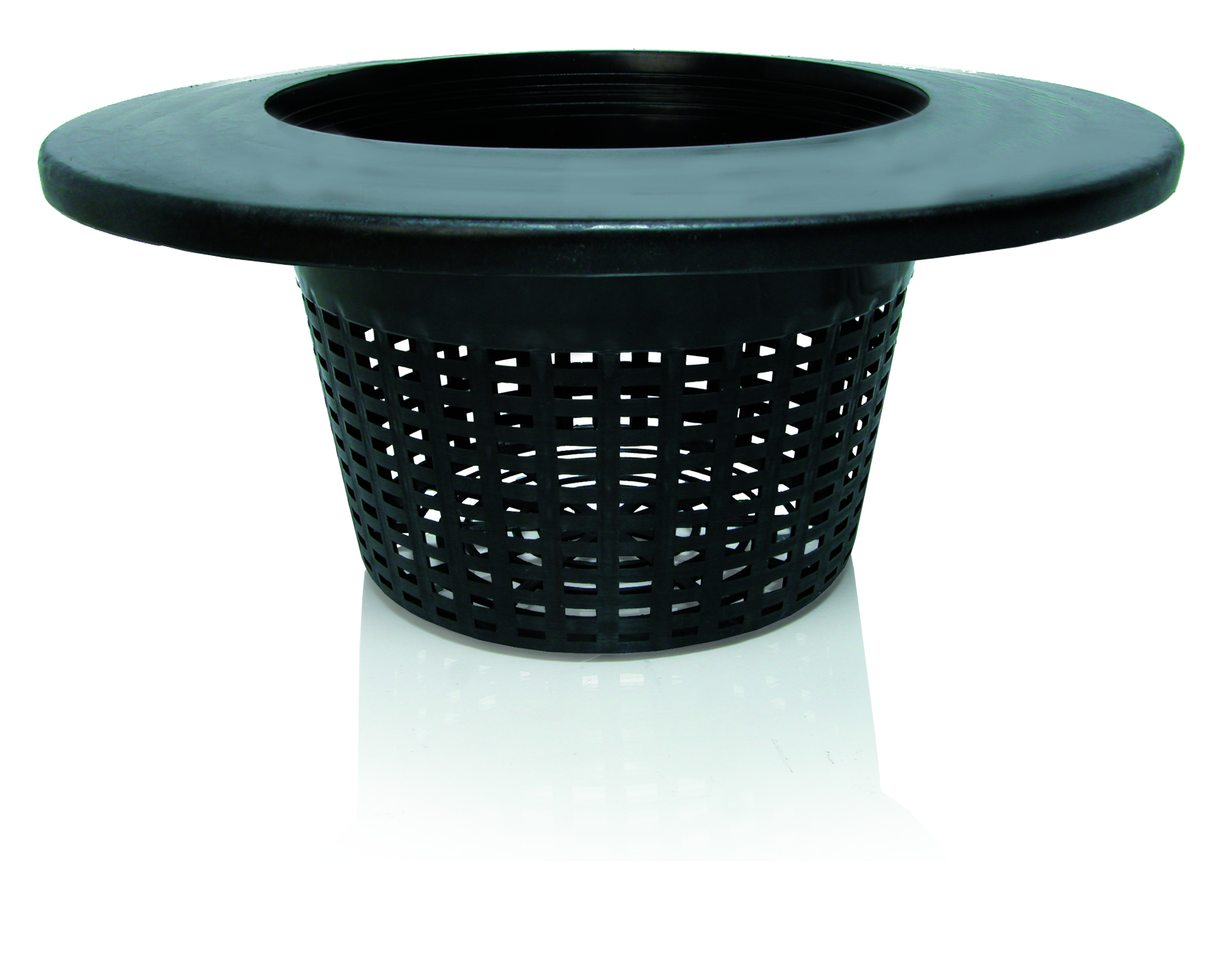 HydroFarm 8 Inch Wide Lip Bucket Basket Lids Case of 25