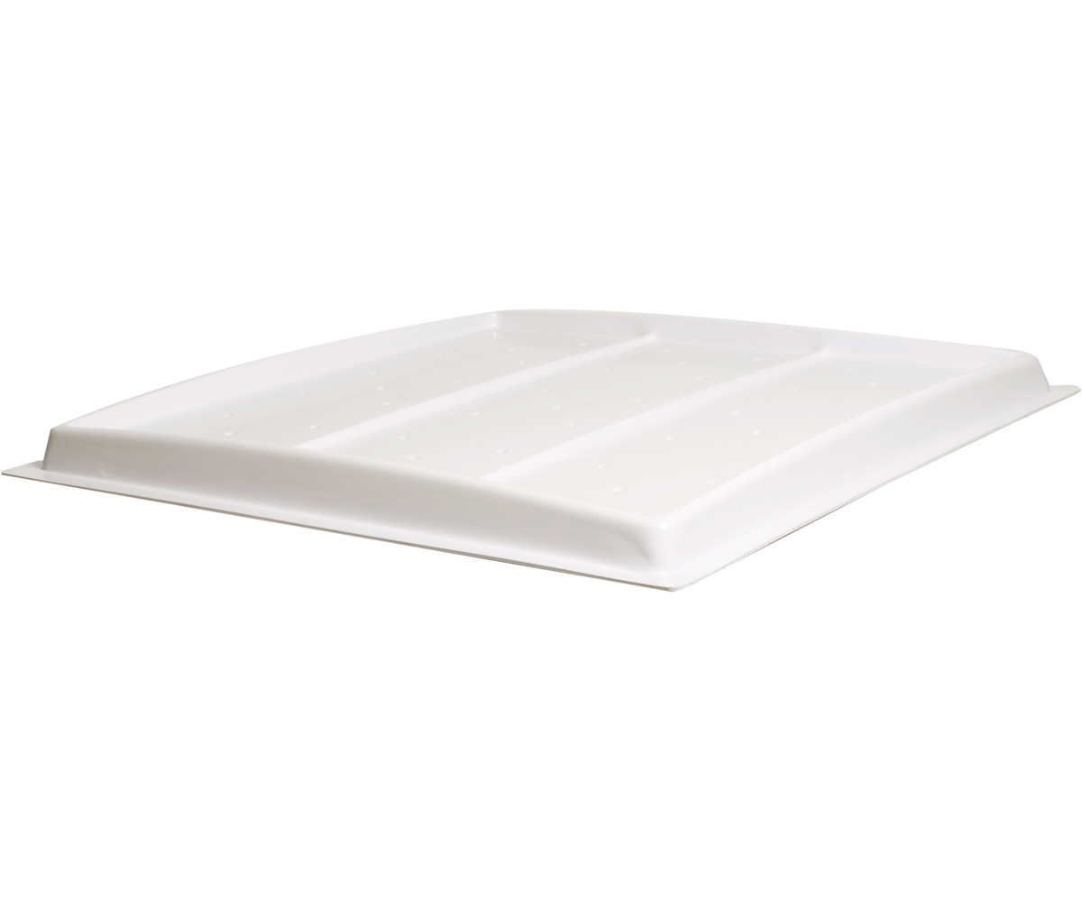 Active Aqua Flood Table Cover - White - 3 X 3 Foot