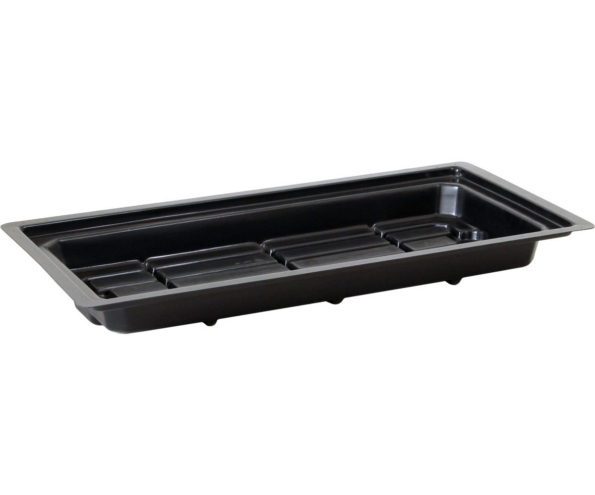 Active Aqua Economy Flood Table - Black - 2 X 4 Foot (OD)