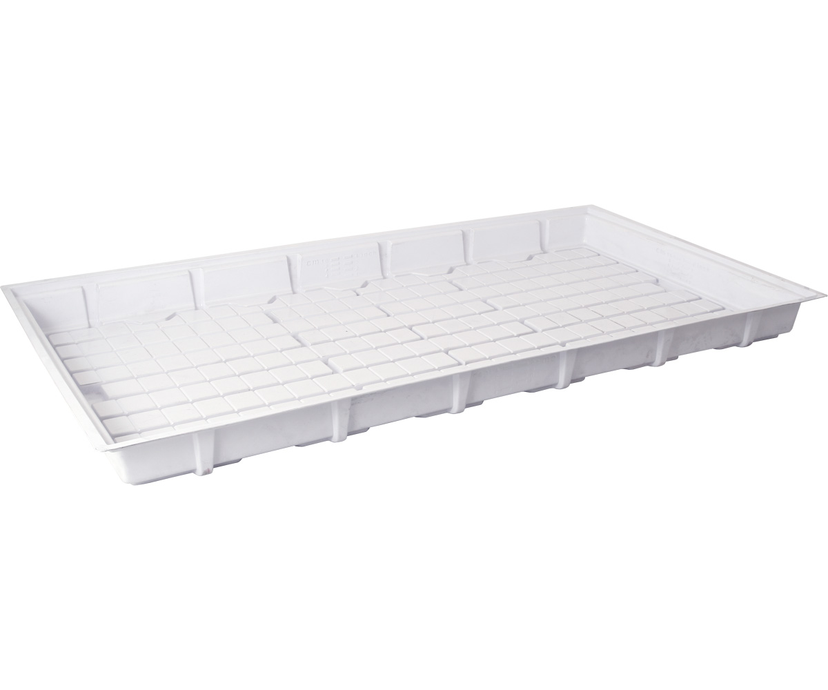 Active Aqua Flood Table - White - 8 X 4 Foot