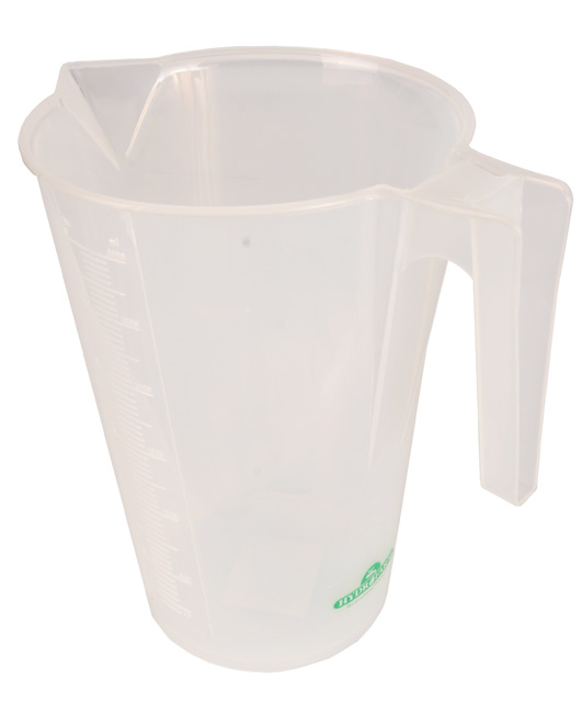 HydroFarm Measuring Cup 3000ml (3 liter)