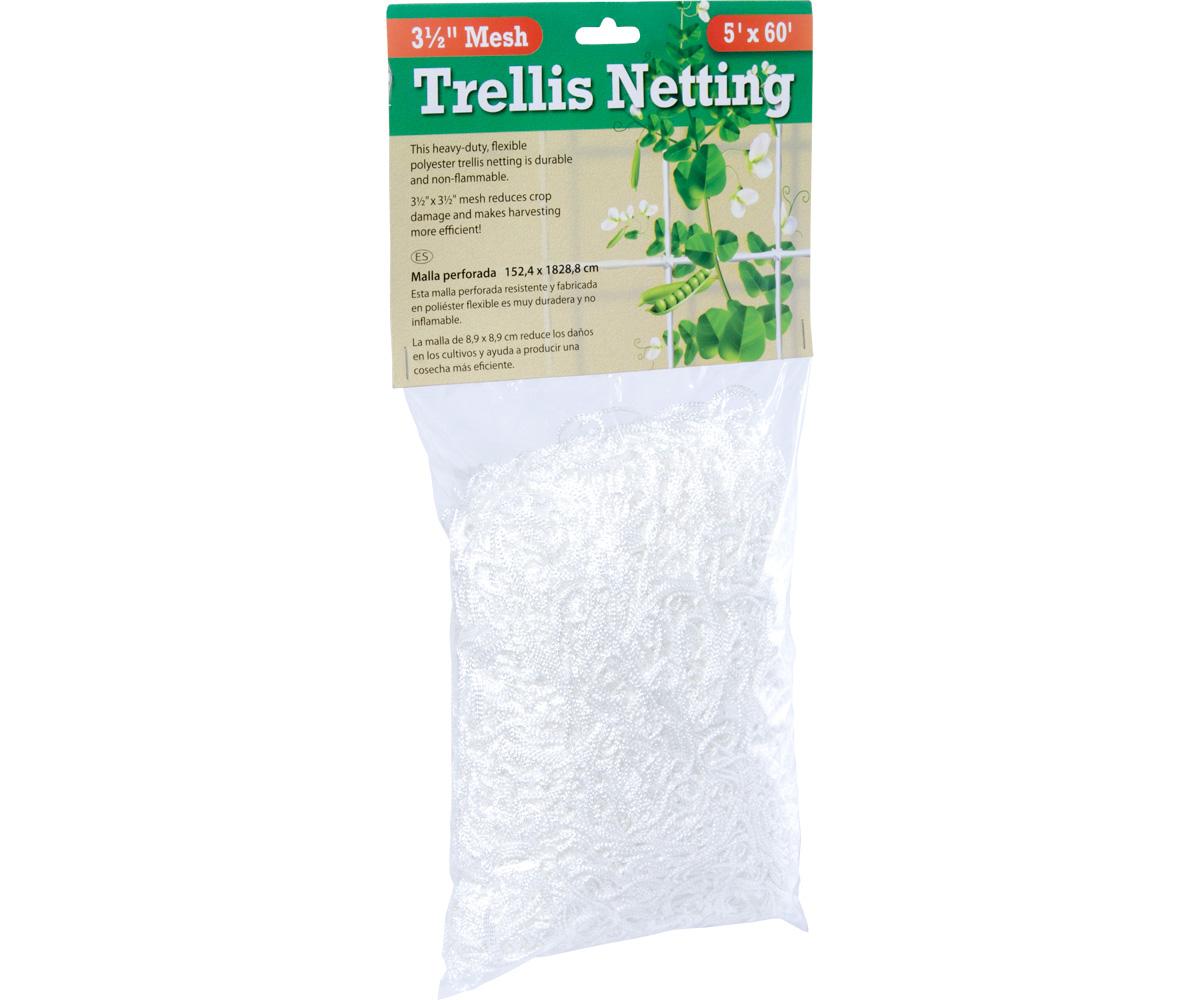 Hydrofarm Trellis Netting 5 X 60 3