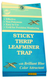 Seabright Laboratories Stick Thrip Leafminer Trap 5/Pack