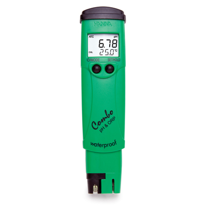 Hanna Combo pH & ORP + Temperature Tester
