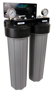 Hydro-Logic Big Boy Extra High Flow Water Filter System, 420 GPH