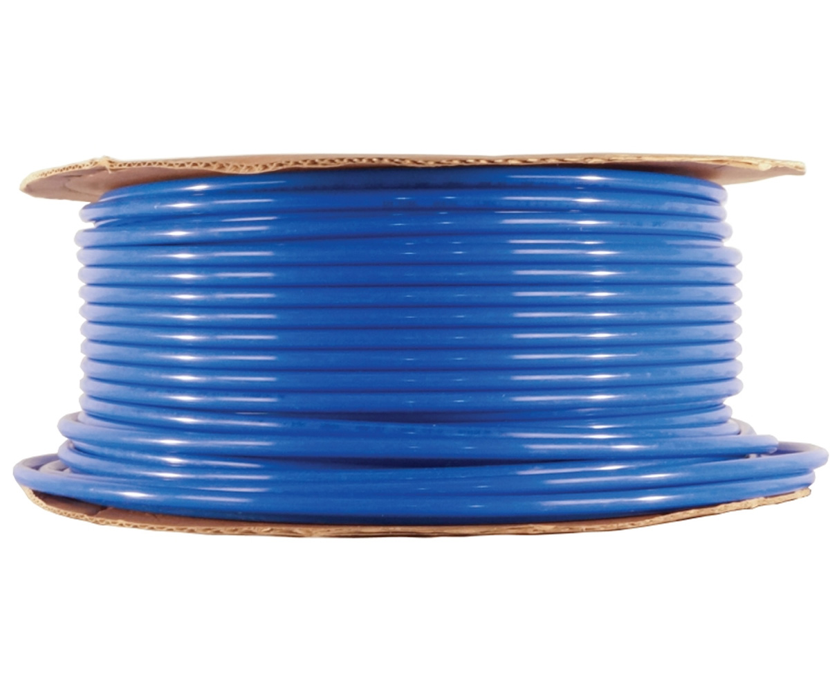 Hydro-Logic Blue Tubing 3/8 Inch 500 Foot roll