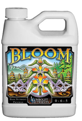 Humboldt Nutrients Bloom, 1 Quart