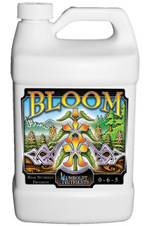 Humboldt Nutrients Bloom, 2.5 Gallon