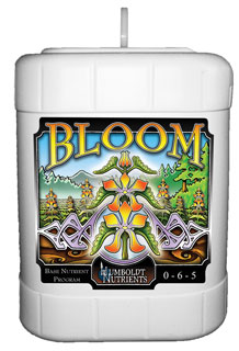 Humboldt Nutrients Bloom, 15 Gallon