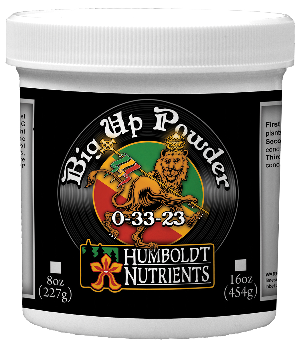 Humboldt Nutrients Big Up Powder, 8oz
