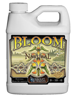 Humboldt Nutrients Bloom Natural, 1 Quart