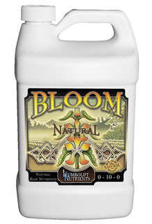 Humboldt Nutrients Bloom Natural, 1 Gallon