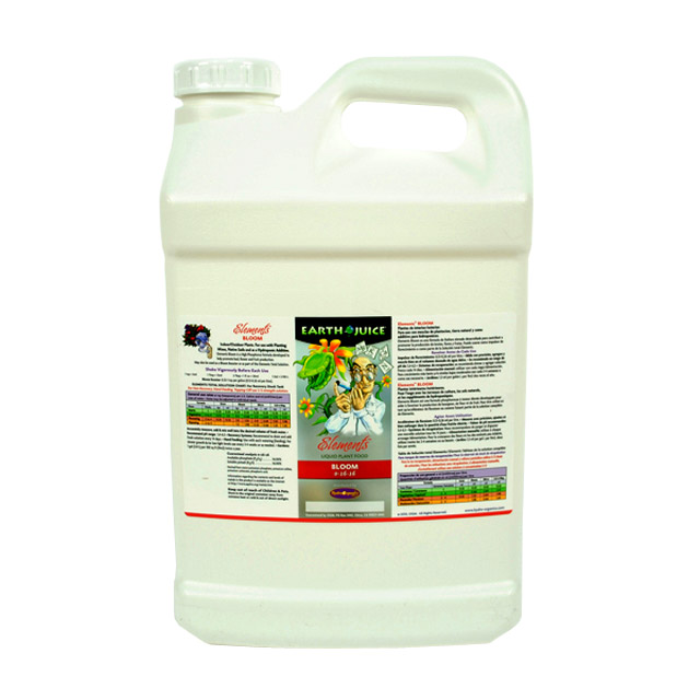 Hydro Organics Earth Juice Elements Bloom 2.5 Gallon
