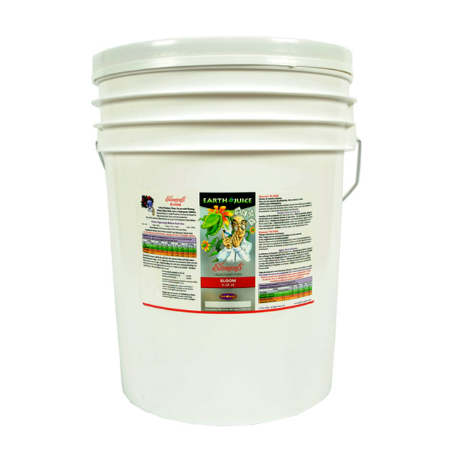 Hydro Organics Earth Juice Elements Bloom 5 Gallon