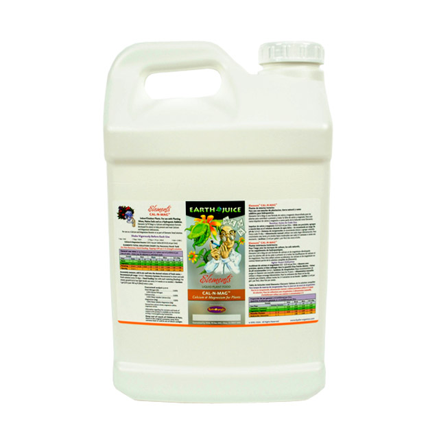 Hydro Organics Earth Juice Elements Cal-n-Mag 2.5 Gallon