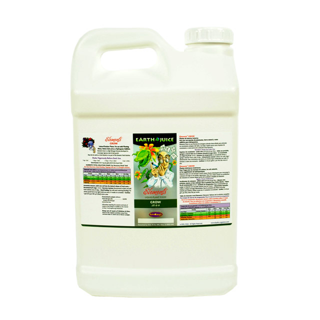Hydro Organics Earth Juice Elements Grow 2.5 Gallon