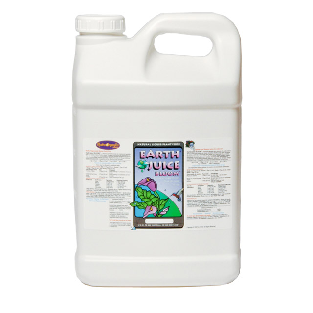 Hydro Organics Earth Juice Bloom 2.5 Gallon