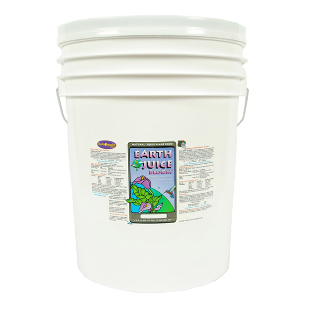 Hydro Organics Earth Juice Bloom 5 Gallon