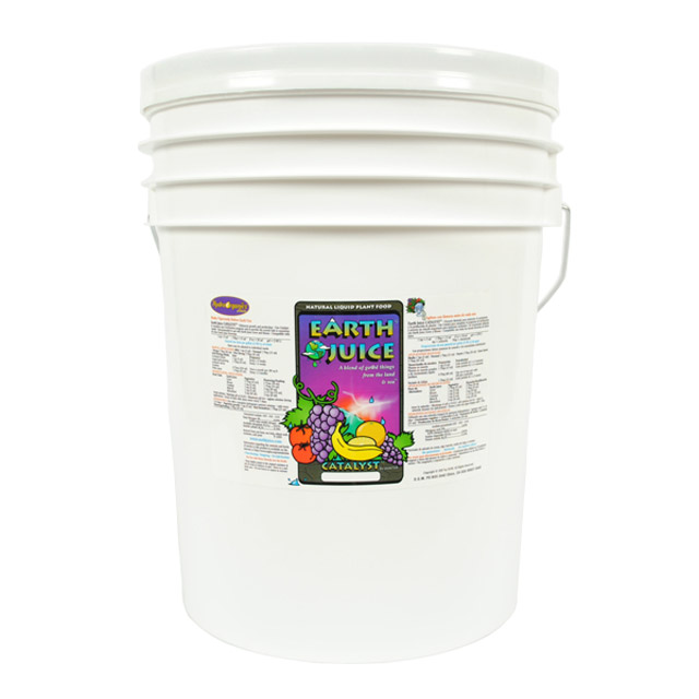 Hydro Organics Earth Juice Catalyst 5 Gallon
