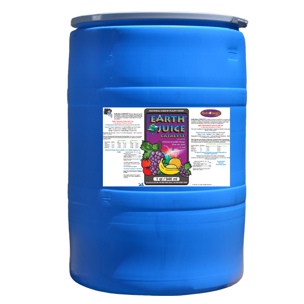 Hydro Organics Earth Juice Catalyst 55 Gallon