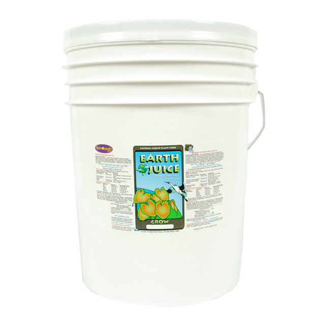 Hydro Organics Earth Juice Grow 5 Gallon