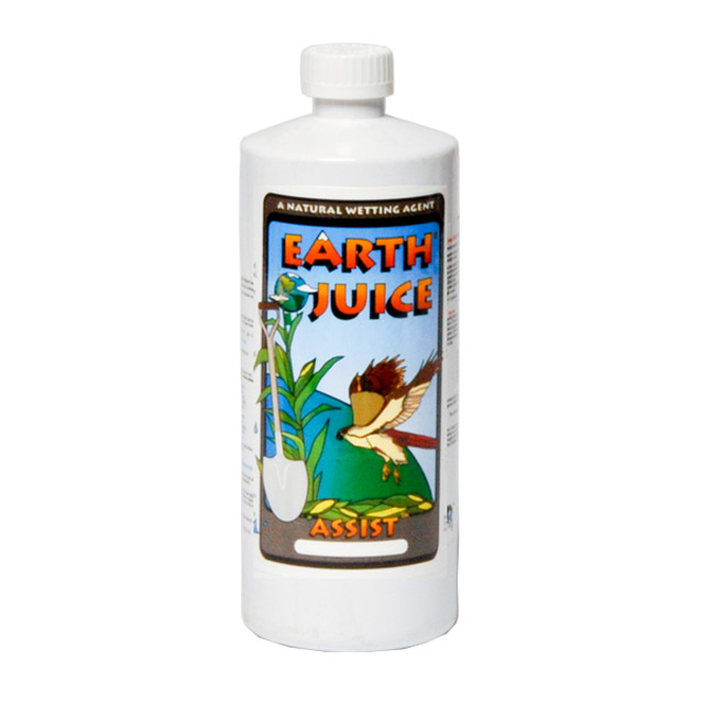 Hydro Organics Earth Juice Assist 1 Quart