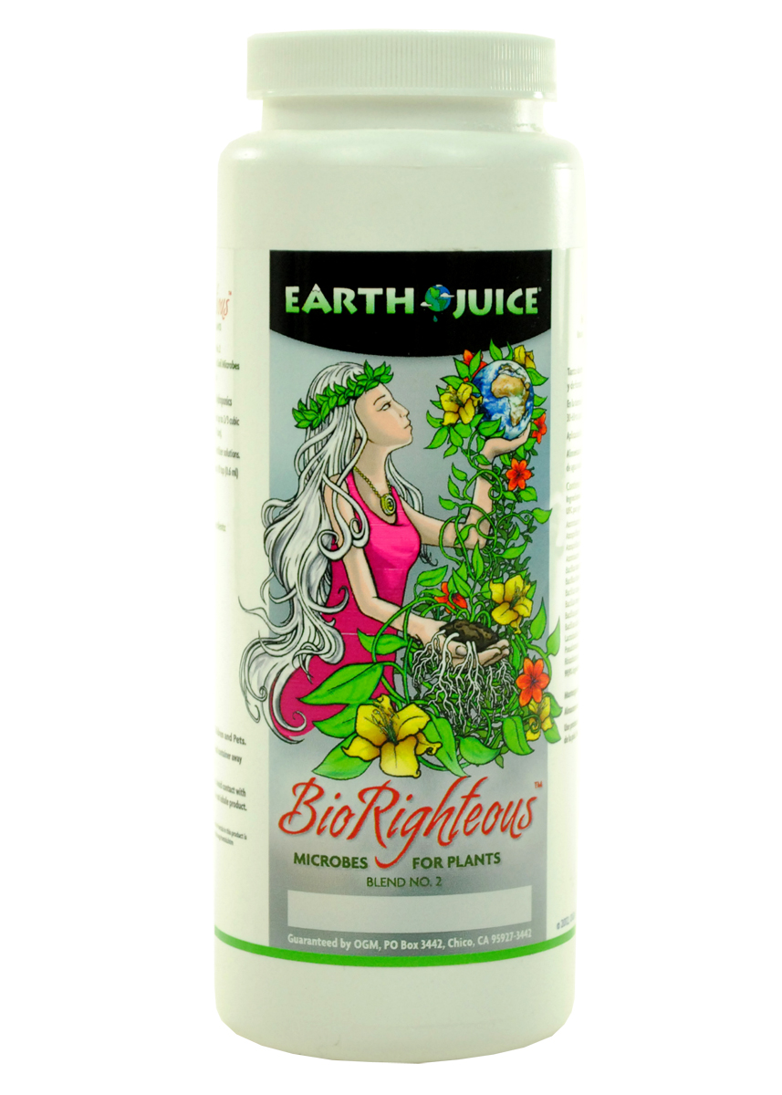 Hydro Organics Earth Juice BioRighteous 12oz