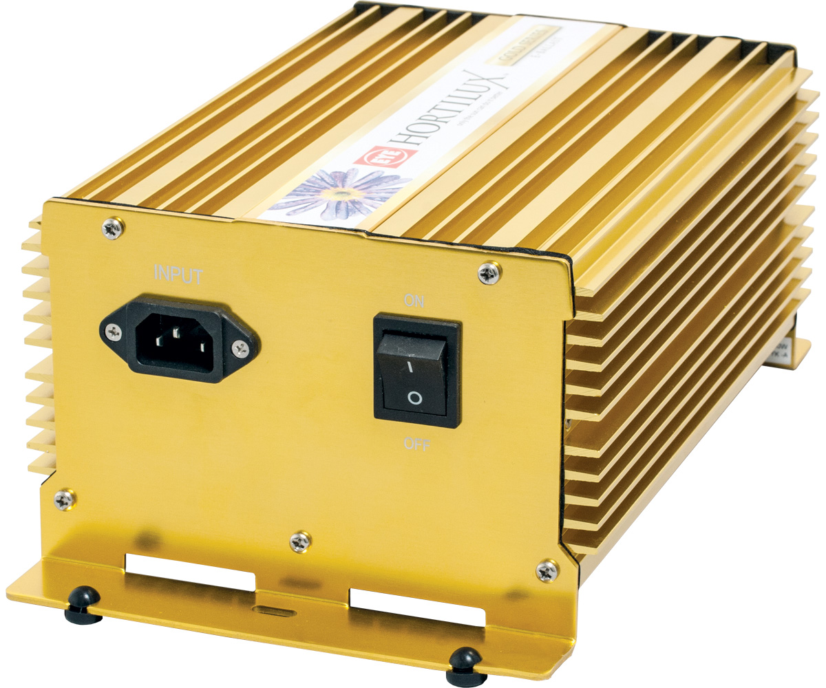 EYE Hortilux Gold 1000W Digital Ballast - 120/240V